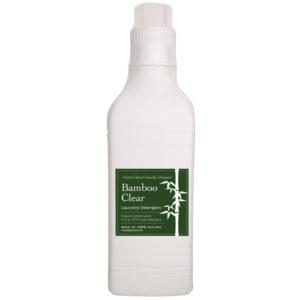 無添加洗剤「Bamboo Clear」