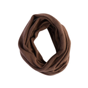 ふわふわニットスカーフ