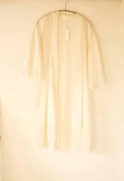 羽衣ローブ(ホワイト)